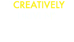 """CREATIVELY DRIVEN"""